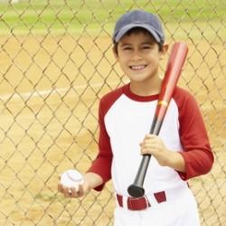 Image of a Baseball Player